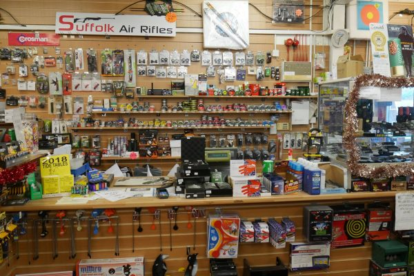 Birds Fishing Tackle Gun Store Colchester