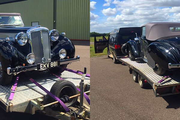 Hill Towing Vehicle Transportation Colchester Car Recovery