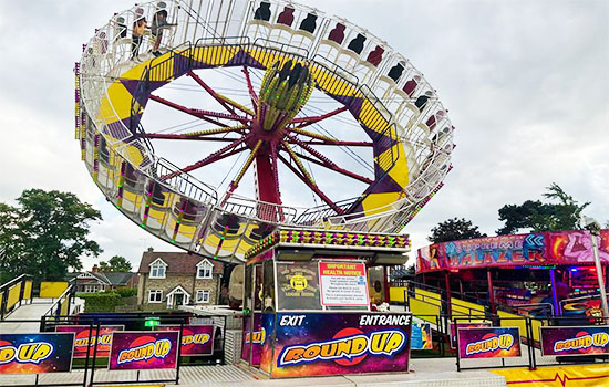 Manning & Thurston Kids Fun Family Day Out Fun Fair Entertainment Food Stand Refreshements Sweets Rides Summer Holidays Colchester Essex